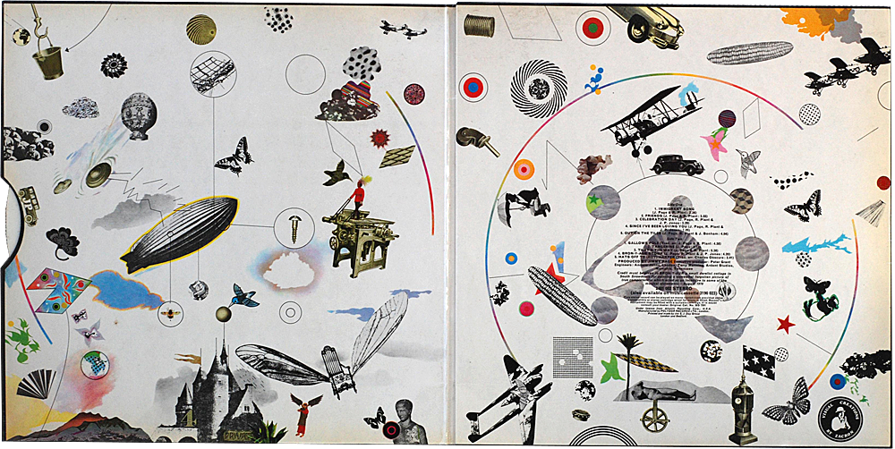 2401002 – Led Zeppelin III | Rare Record Collector | 1000 x 502 png 1129kB