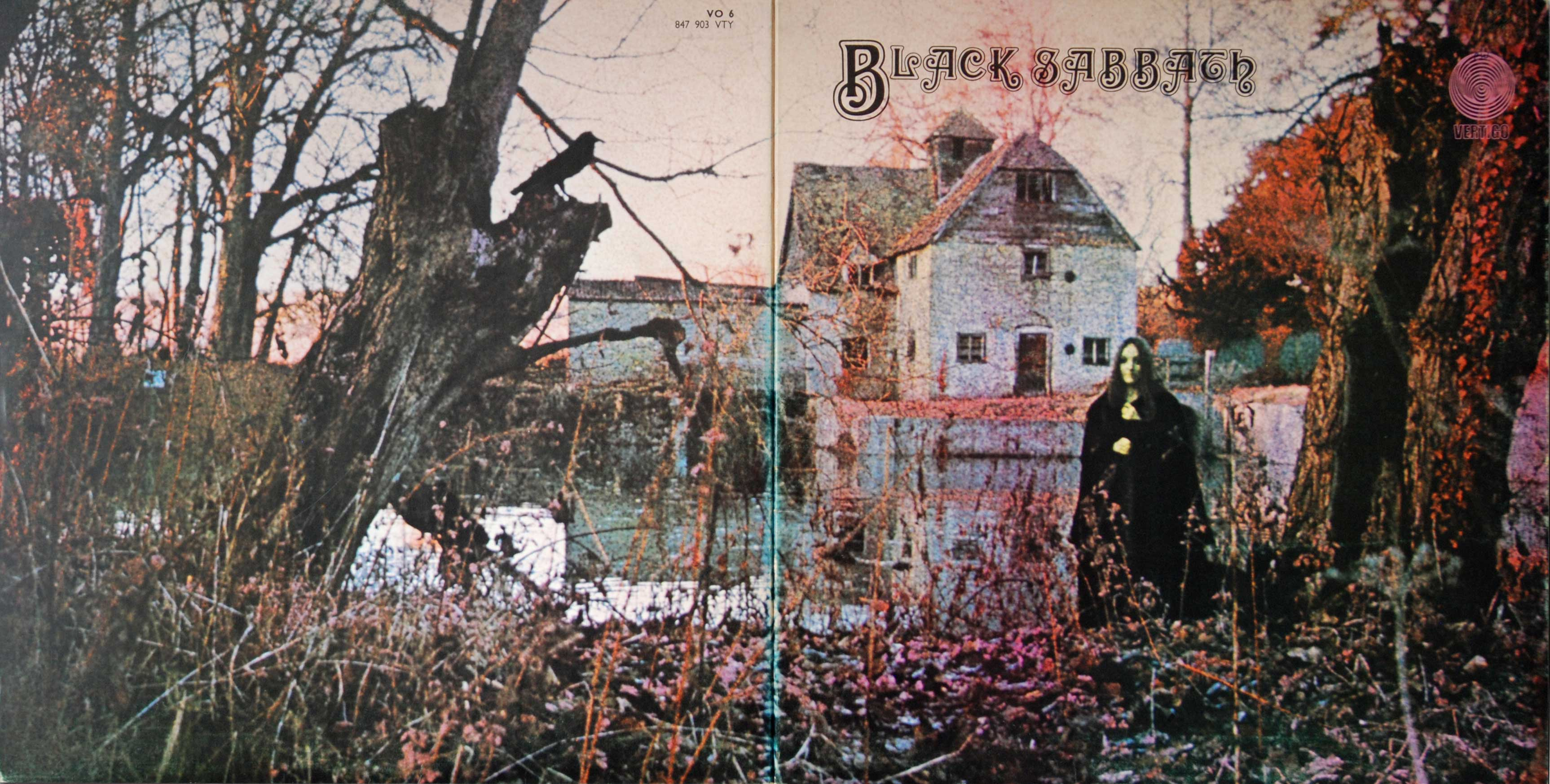 Cover Stories: Black Sabbath'-s Self-Titled Debut