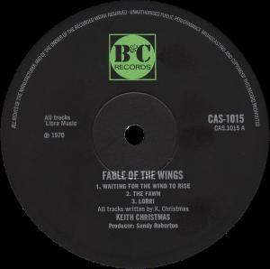CAS1015-Keith-Christmas-label