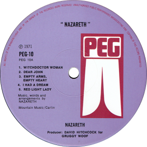 peg10 Nazareth-label 2