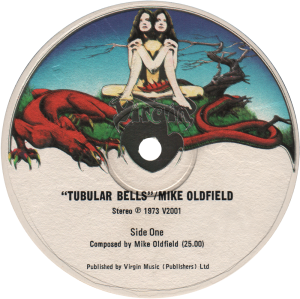 V2001 Mike Oldfield Rare Record Collector