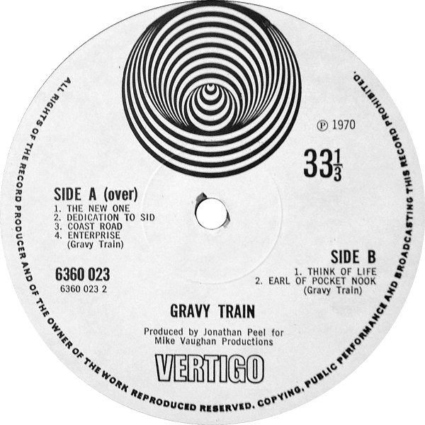 gravy train band