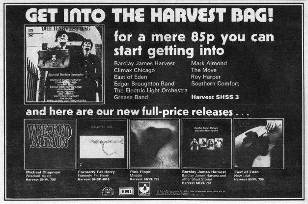 Harvest-bag-LP-ad-1971