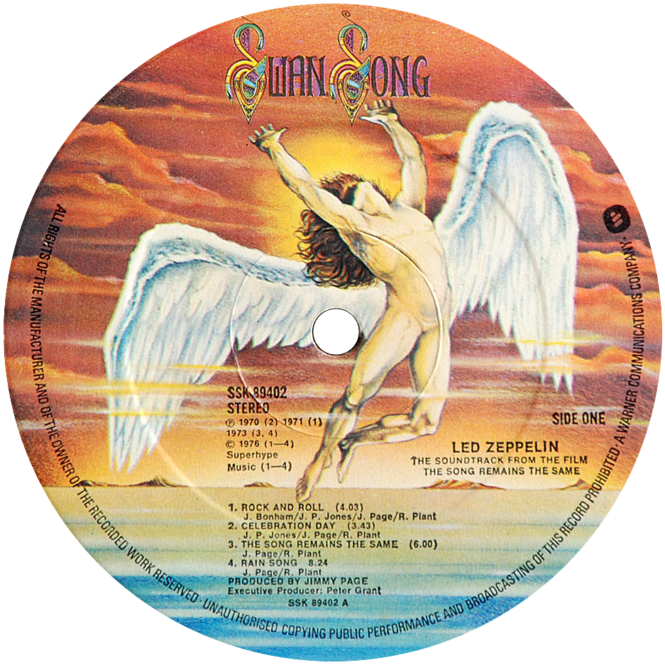 SSK 89402 – Led Zeppelin   Rare Record Collector