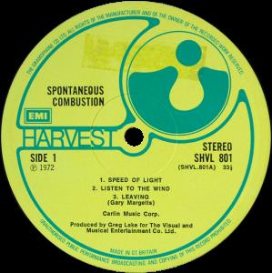SHVL-801-label