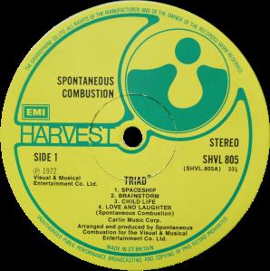 SHVL-805-label