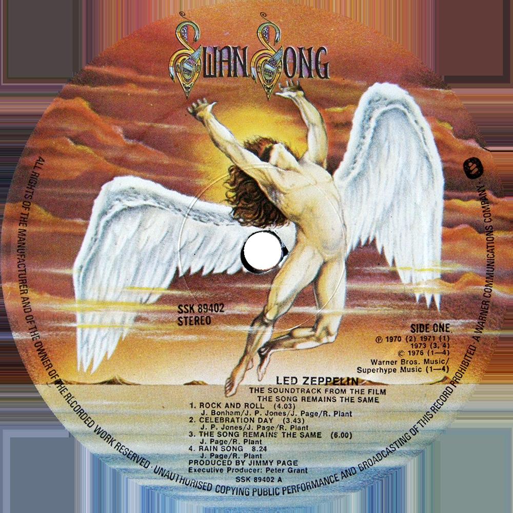 Swan Song Rare Record Collector