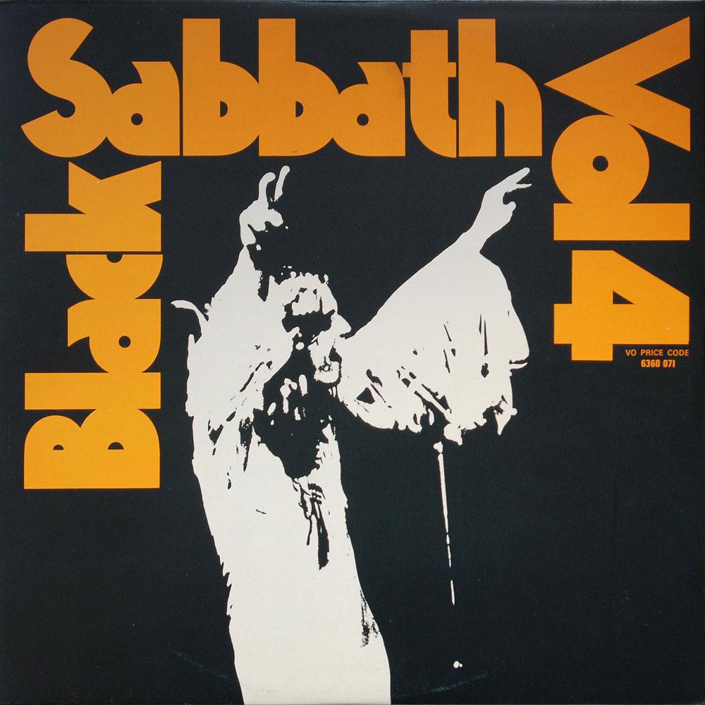 6360 071 Black Sabbath Rare Record Collector