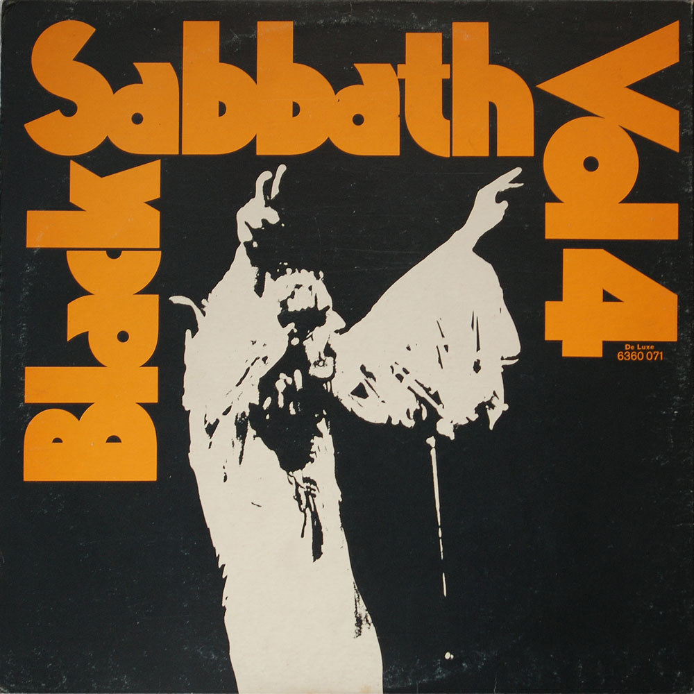 6360 071 Black Sabbath Rare Record Collector