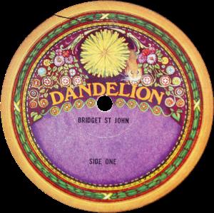 Dandelion-DAN8007-label