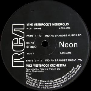 NE10 label