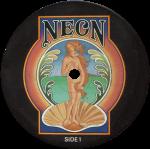 Neon-label