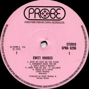 SPBA-6256-Emitt-Rhodes-label