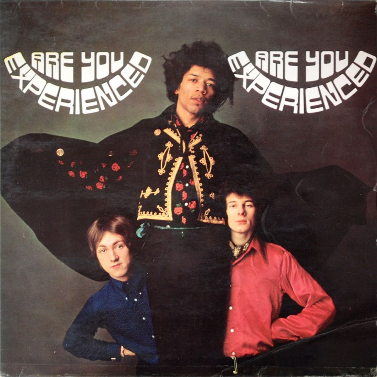 Image result for jimi hendrix are you experienced single sleeves