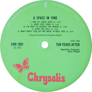 CHR-1001-Ten-Years-After-label