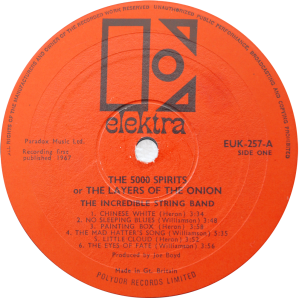 EUK-257-Incredible-String-Band label