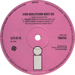 ILPS-9116-Traffic-John-Barleycorn-label1
