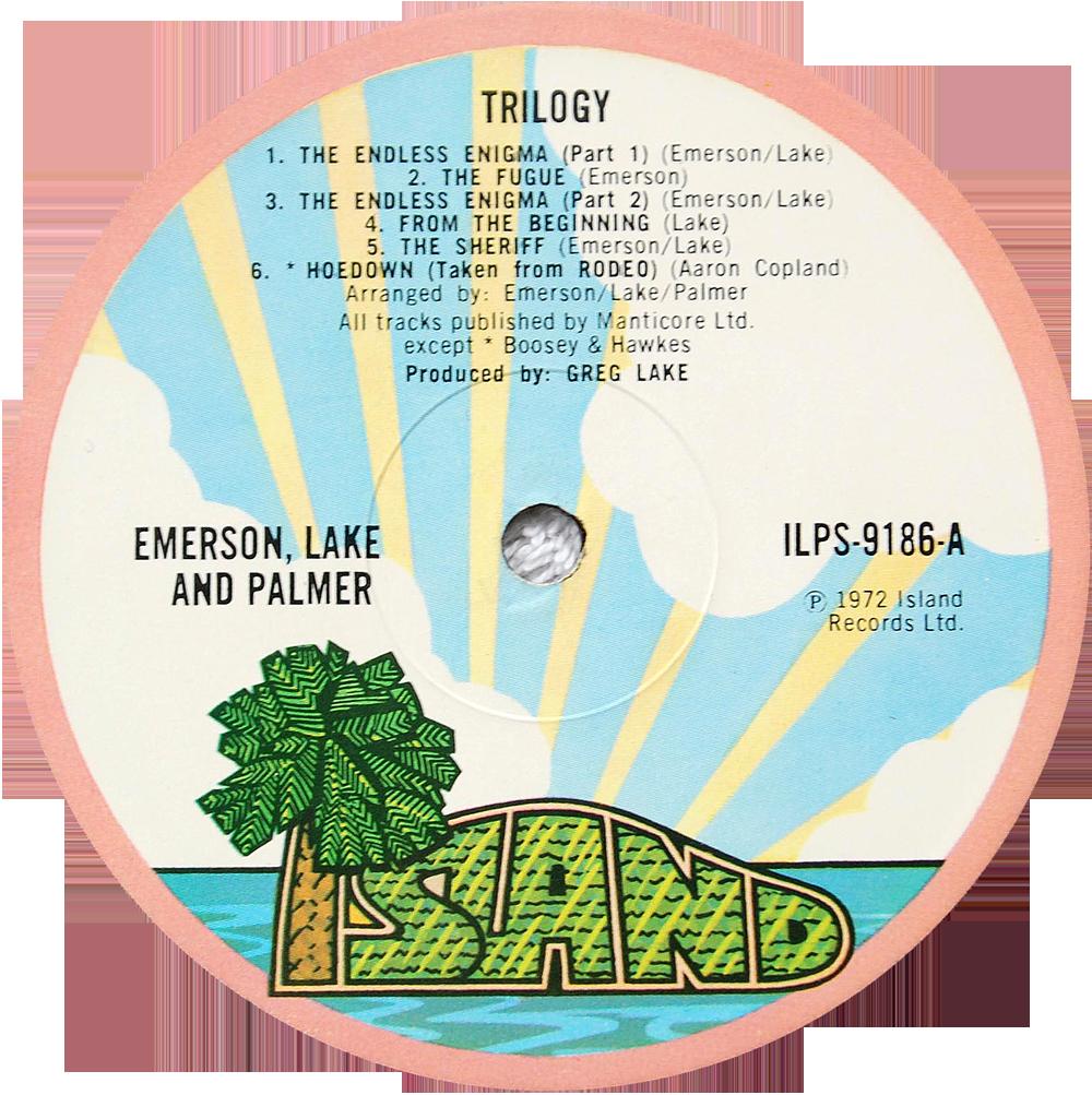 Island Rare Record Collector