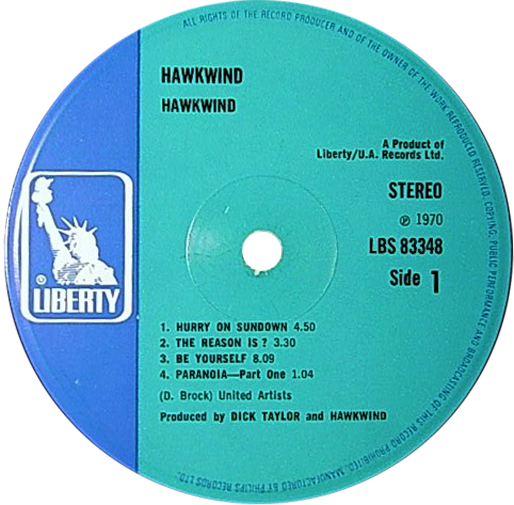 Liberty   Rare Record Collector