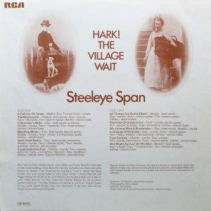 RCA-SF8113-Steeleye-Span-insert-1