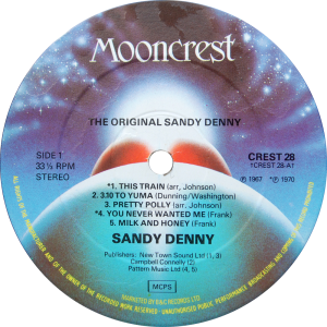 CREST-28-Sandy-Denny-label