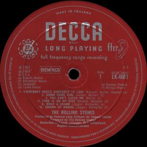 Decca-LK4661-Rolling-Stones-label