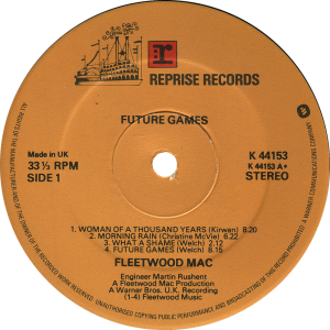 Reprise-K44153-Fleetwood-Mac-label