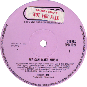 SPB-1021-Tommy-Roe-label