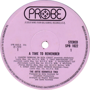 SPB-1022-Artie-Kornfeld-Label