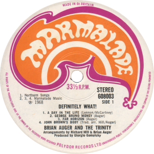 Marmalade-608003-Brian-Auger-label