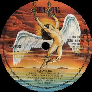 SSK-19414-Television-label