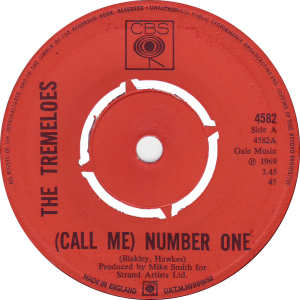 CBS-4582-Tremeloes