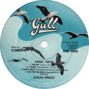 GUD-2005-Judas-Priest-Hero-label1