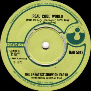 HAR-5012-Greatest-Show-On-Earth