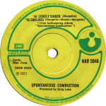 HAR-5046-Spontaneous-Combustion-Lonely-Singer
