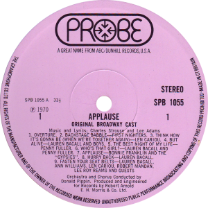 SPB-1055-Applause-label