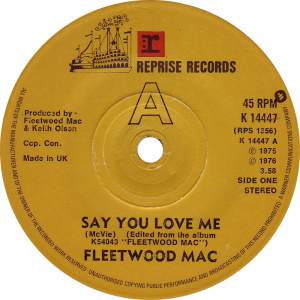 Reprise-K14447-Fleetwood-Mac