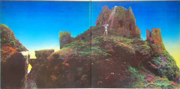 Houses Of The Holy gatefold