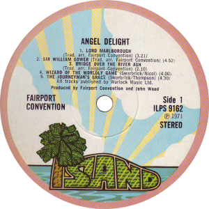 ILP2-9162-Fairport-Convention-label