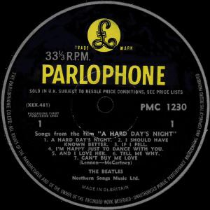PMC1230-Beatles-label