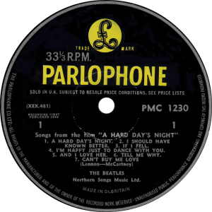 PMC1230-Beatles-label