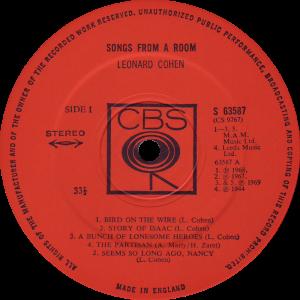 CBS-63587-Cohen-label