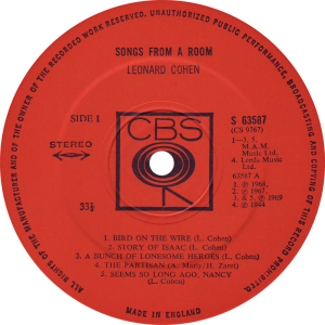 CBS-63587-Cohen-label