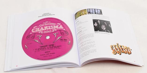 charisma book 8