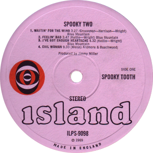 ILPS-9098-Spooky-Tooth-label