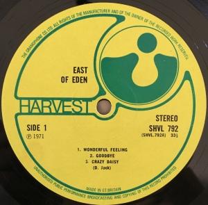 East of Edem side 1 no EMI