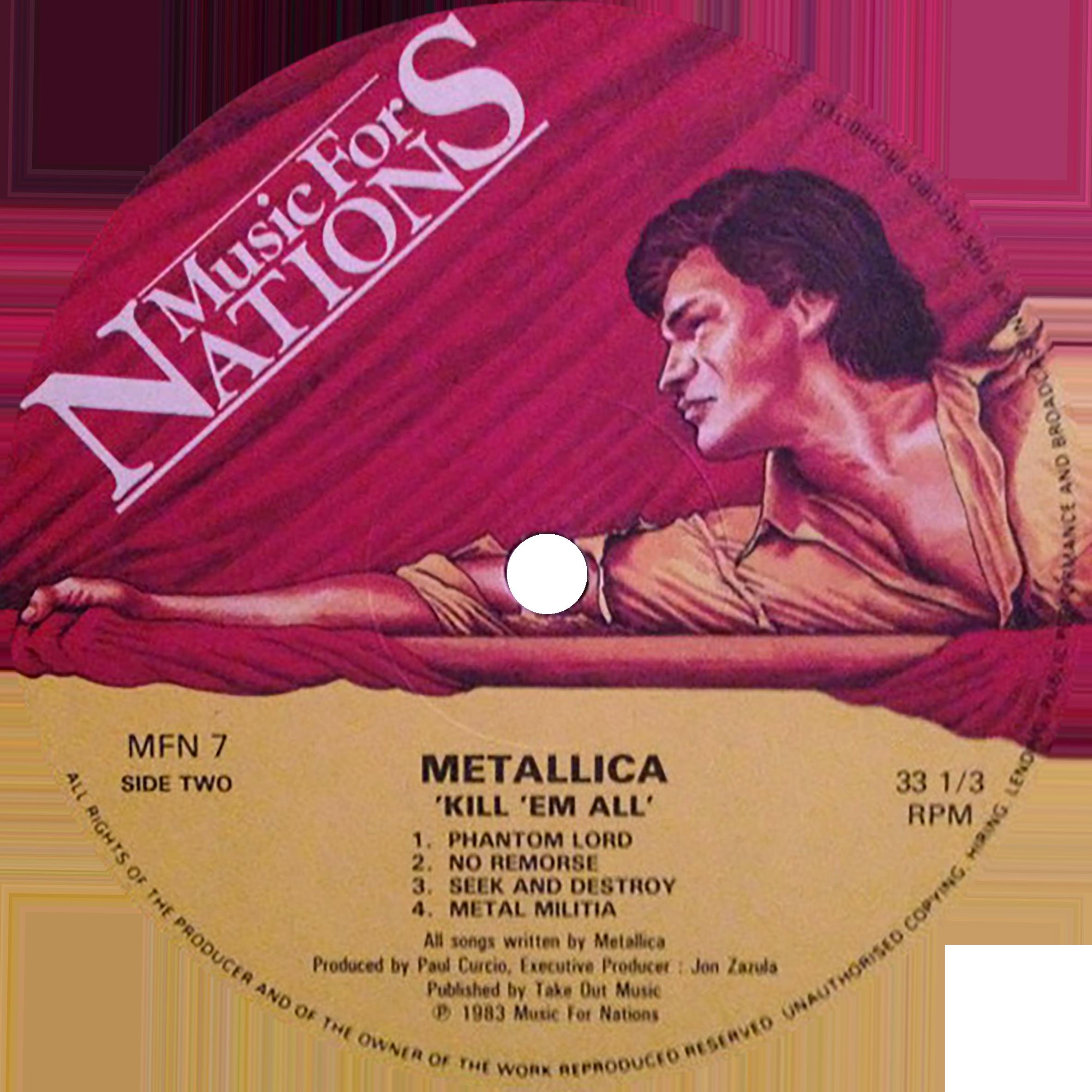 MFN 7 B 1986 reissue