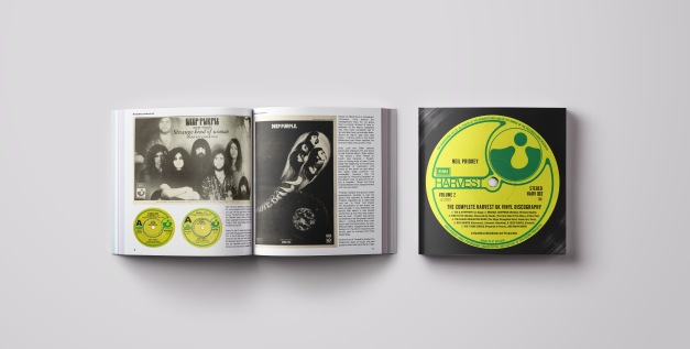Book cover and spread mockup 70-71