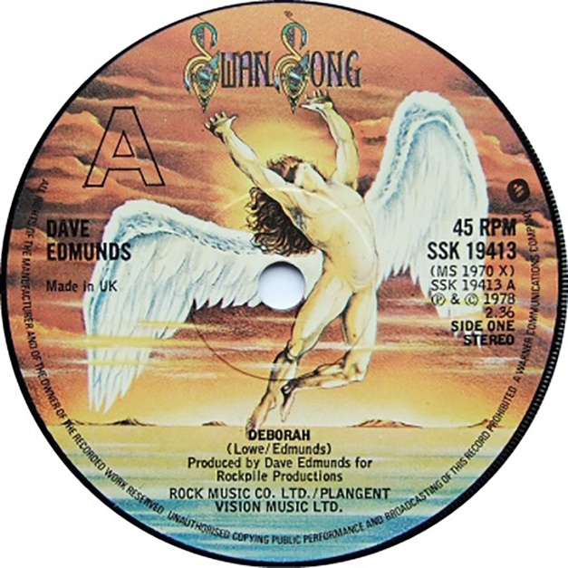 dave-edmunds-deborah-swan-song
